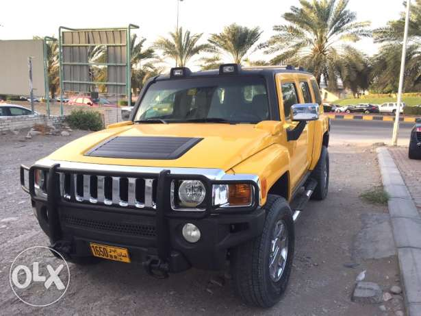Hummer H3-Immaculate condition مسقط -  2