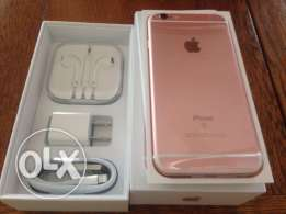 New Rose Gold iphone 6s 16GB