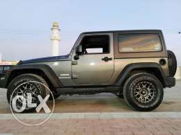 Jeep wrangler 2014 - Automatic