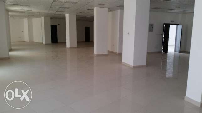 1st Floor Office Space for RENT in ghubrah Near raffah hospital مسقط -  2