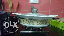 Brand new kitchen reheated bowel fir 7 ro only