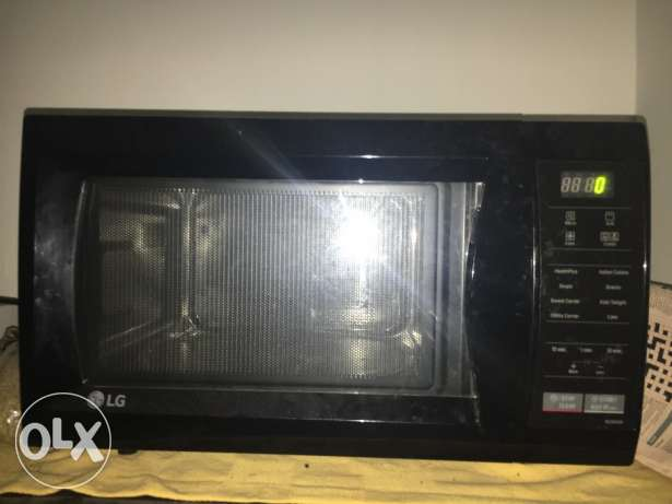 Microwave+convection- LG