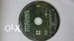 Resistance ps3 cd for sale
