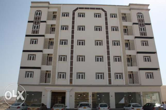 new 1 bhk flat for rent in alkhod six مسقط -  1