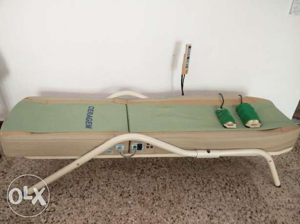 Ceragem Master CGM-M3500 Massage Bed with a 3 and a 9 Jade Spherical P مسقط -  1