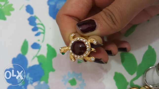 Rings on sale مسقط -  2