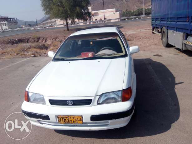 Good car save for patrol and racer price 600