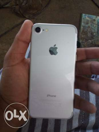 new iPhone 7 just use 6 days