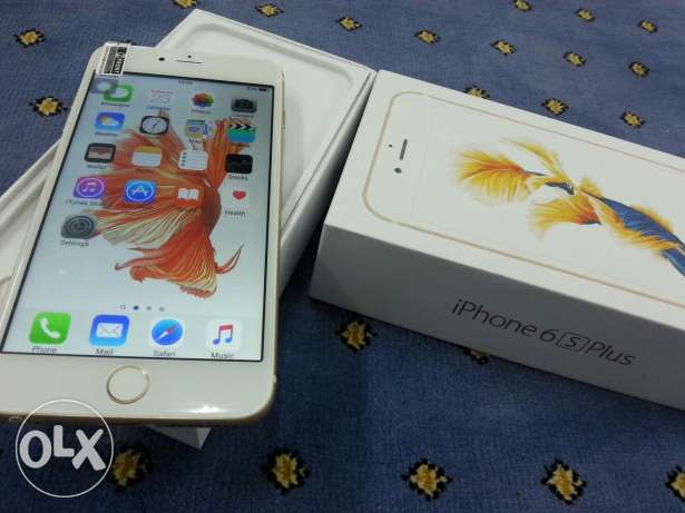 Iphone 6s plus نزوى -  1