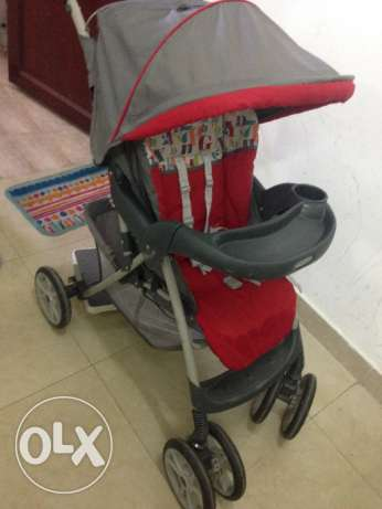 Graco Baby Stroller and Baby Car Seat