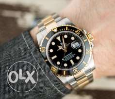 (Negotiable) ROLEX Submarine Watch 7A Quality Original