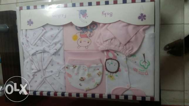 New born baby clothes unwanted gift