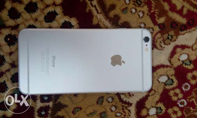iphone6 plus 128GB silver exchange with S7 edge السيب -  2