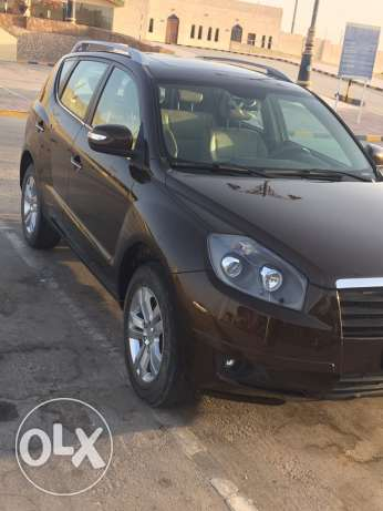Geely Car for sale well maintained by expat