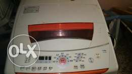 2 Used washing machine (i will sale both not one)