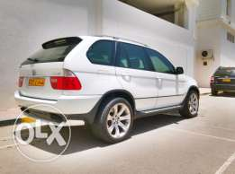 Expatriate selling his BMW X5