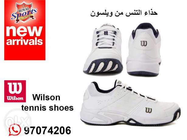 Wilson Tennis shoes