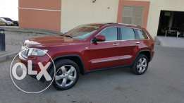 Jeep Grand Cherokee 2012 overland for sell