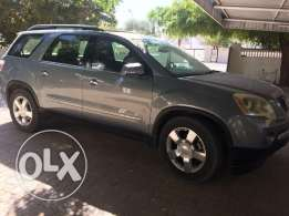 GMC Acadia 2009 Model Excellent Condition SLT2 FULL OPTION