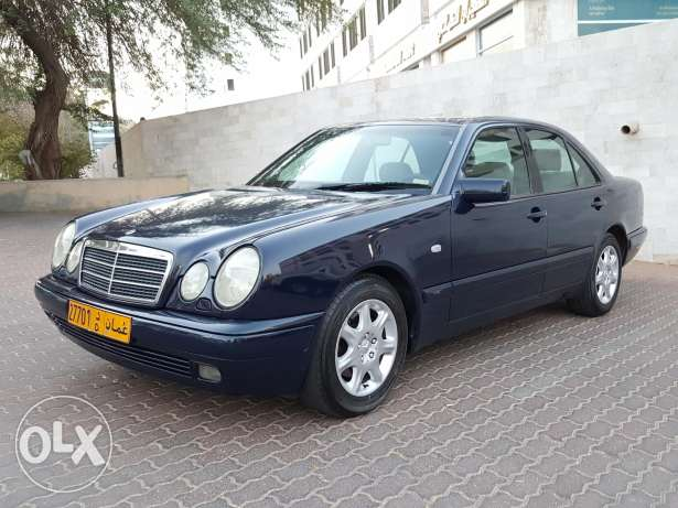 E280 for sale with one year mulkiya and insurance مسقط -  5