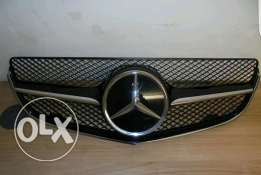 Oem Mercedes E coupe grill
