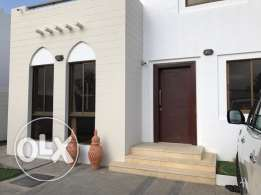 4 beds plus Majlas, dinning and house maid villa