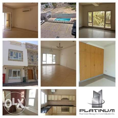 4BHK w/ Maids Rm & Pool Villa FOR RENT in Bausher Qalhat Complex pp51