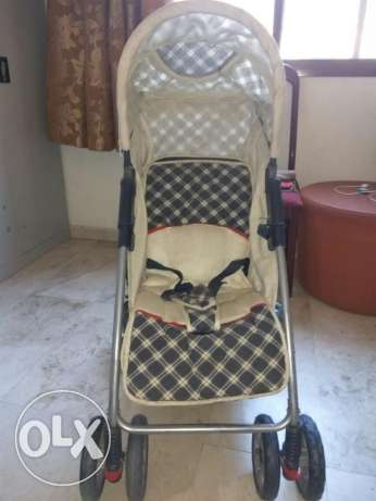 Baby pramp in very good condition