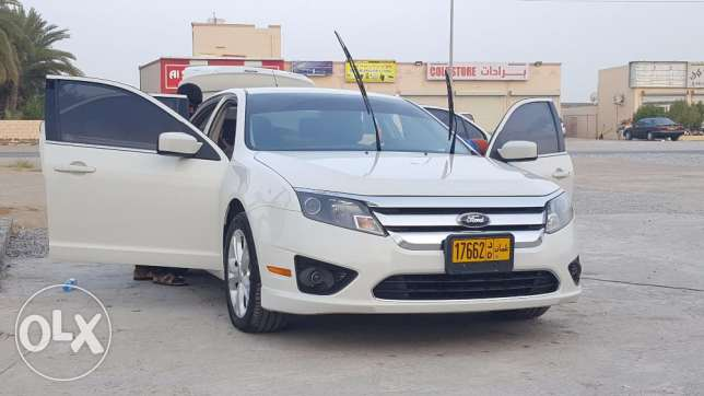 Ford Fusion 2012 for sale 2500 RO مسقط -  1