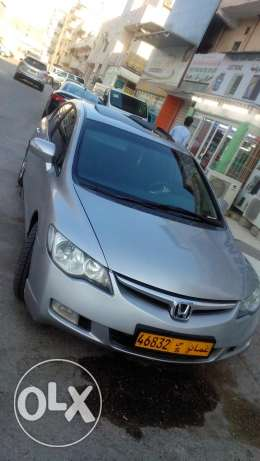 Honda civic مسقط -  5