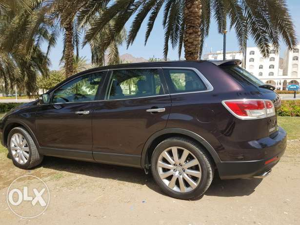 2009 mazda cx9 full auto #one option مسقط -  7