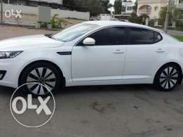 Kia Optima Dr driven like new