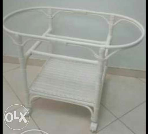 Baby crib for sale used for 40 days only one time like brand new.
