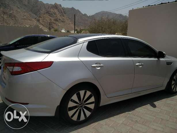 Kia Optima 2011 Full Option Panorama