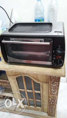 NG Electric oven