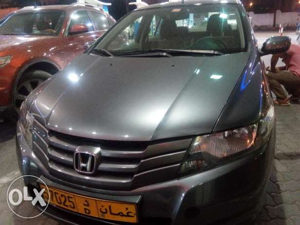 Honda city 2011, expat use