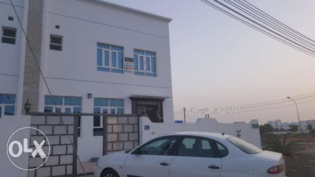 w1 Brand new villa for rent in al ozaiba behind automatic بوشر -  1