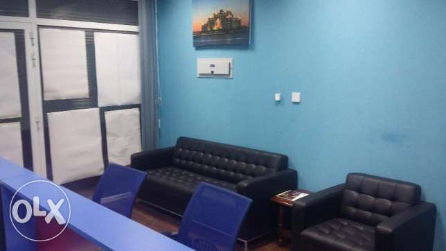 Furnished Office Sale - Azaibah 18th Nov road
