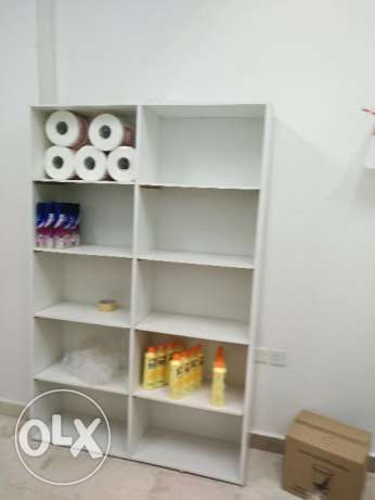 New furnitures for office and shop use, for sale