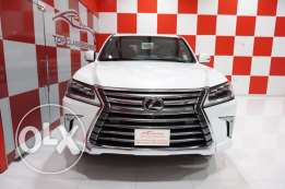Lexus lx570 for sell gulf spec 2016 model