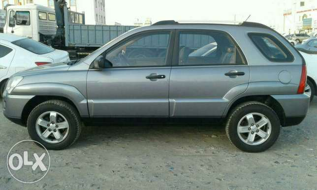 Kia sportage 2009 1 lakh 30 thousand km run مسقط -  3