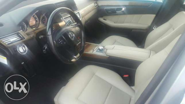 Mercedes E 350 very clean model 2011 بوشر -  5