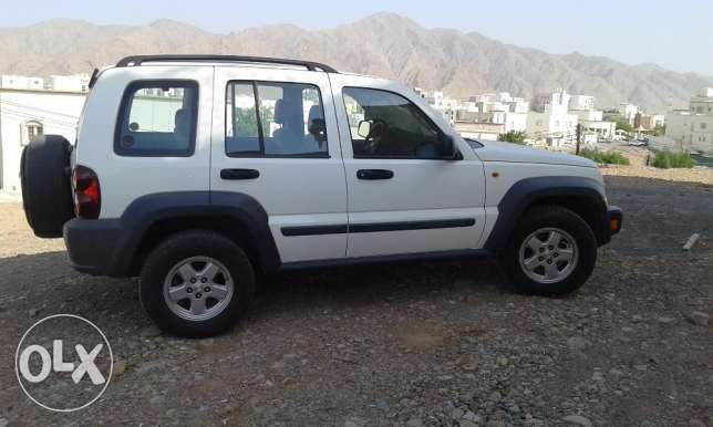 2006 GCC Jeep Cherokee - Low kilometers مسقط -  2