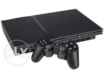 Play station 2 (PS2) with more then 20+ games in perfect condition مسقط -  1