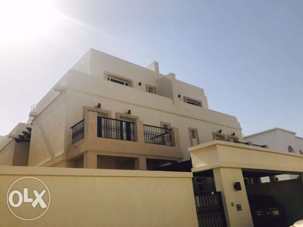 European Type 4BHK+1 Maid Compound Villa for Rent in Azaiba Nr.Airport