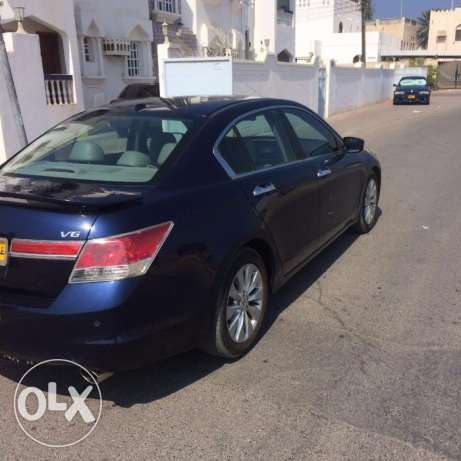 Honda Accord 2012 model V6 The number one slot and skin US imported مسقط -  4