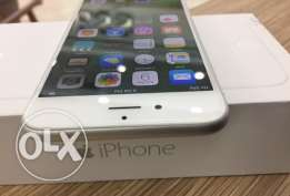 Iphone6 128 gb Silver 4G with all accessories Very good battery