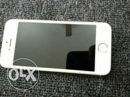 Iphone 5s gold body
