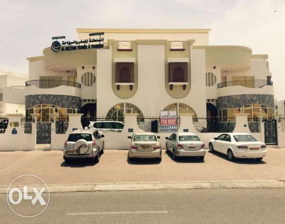 VILLA FOR RENT in Al Khuwair commercial/residential use