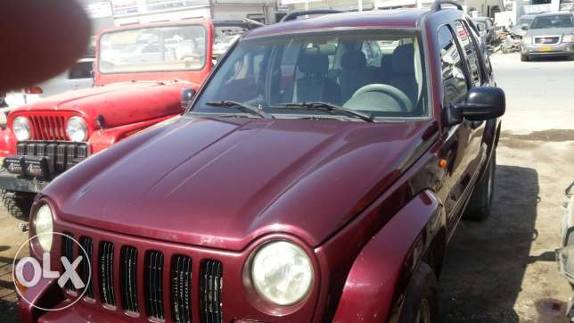 Jeep lebartye verey clean good condition